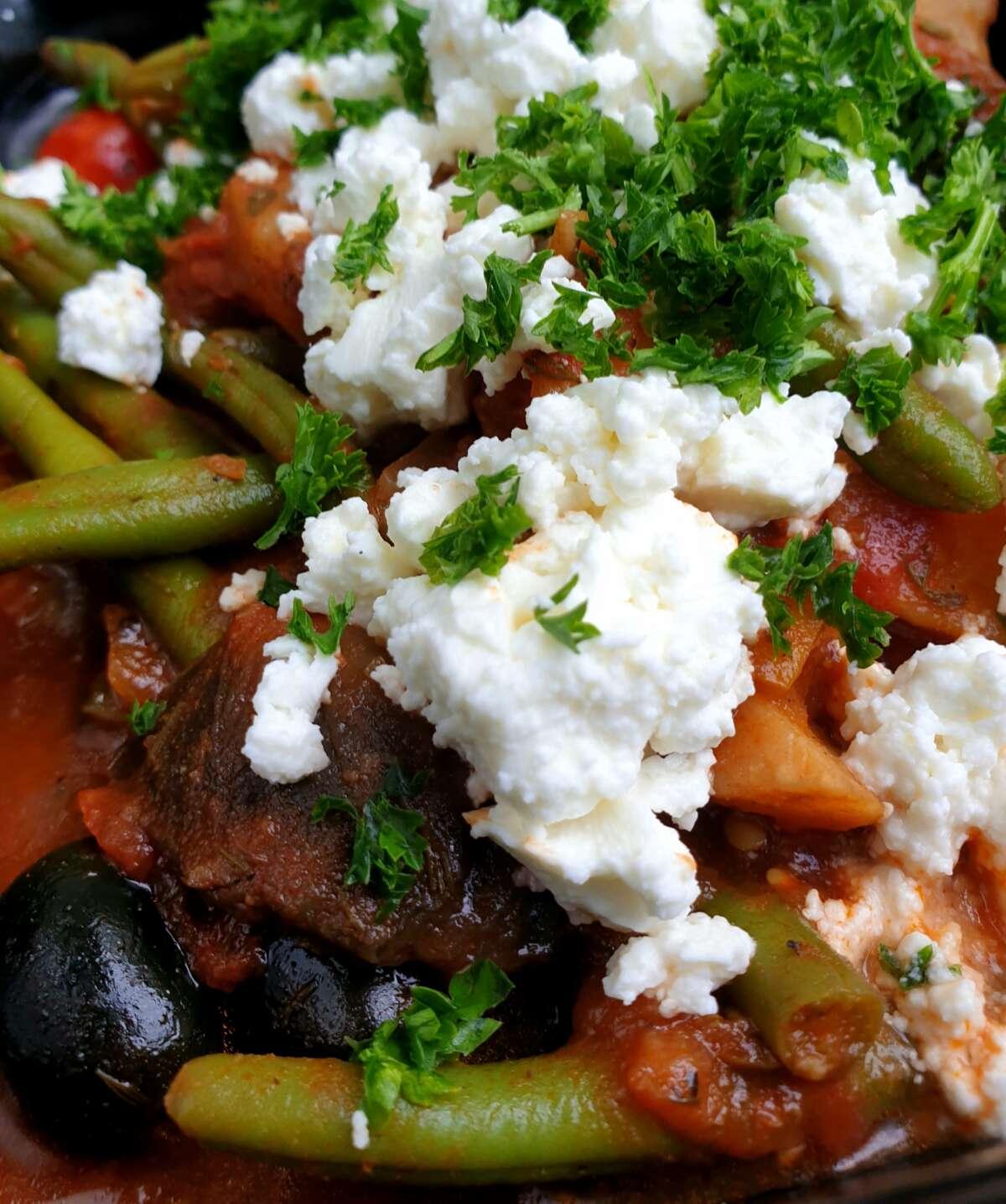 Griekse stoofpot